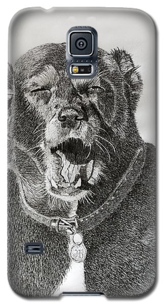 Patches-the Old Girls Tired Galaxy S5 Case