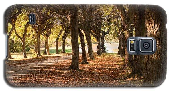 Path 5 - Garden Photography Galaxy S5 Case