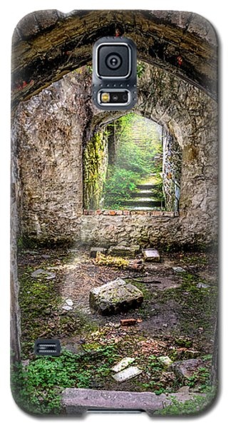 Path Less Travelled Galaxy S5 Case