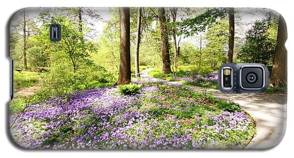 Path Of Serenity Galaxy S5 Case