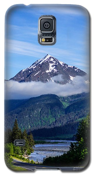 Path Through Alaska Galaxy S5 Case
