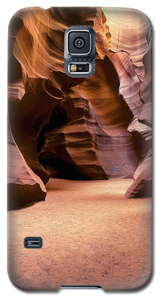 Path Through Time Galaxy S5 Case