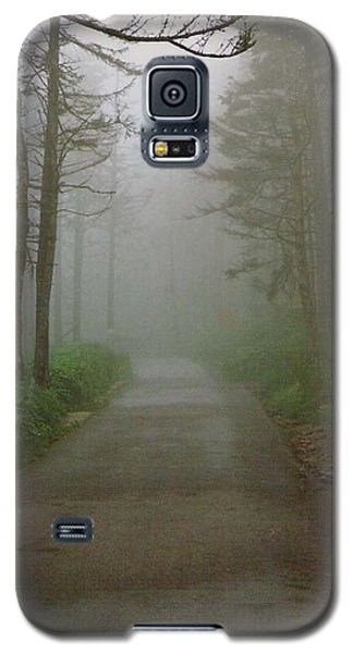 Path To Clingmans Dome Galaxy S5 Case