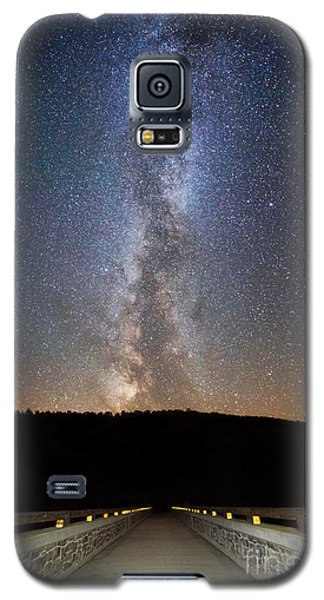 Path To Our Galaxy   Galaxy S5 Case