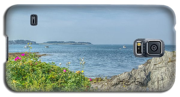 Galaxy S5 Case featuring the photograph Path To The Cove by Jane Luxton