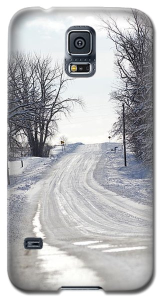 Galaxy S5 Case featuring the photograph Path To The Unknown by Dacia Doroff