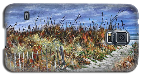 Pathway To North Myrtle Beach Galaxy S5 Case