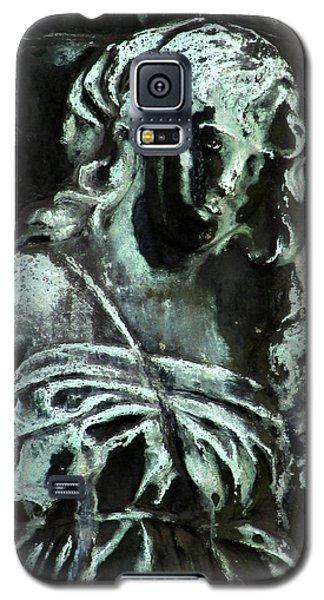 Patina Woman Galaxy S5 Case