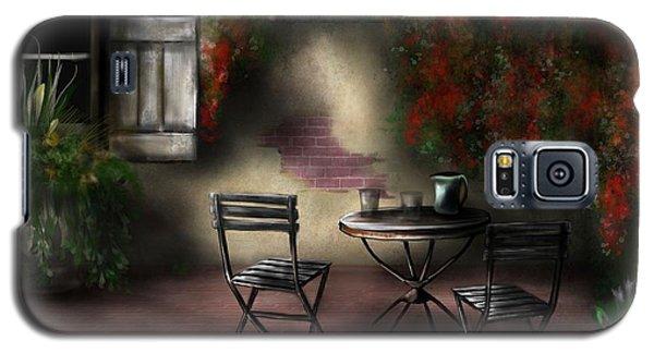 Patio Garden Galaxy S5 Case