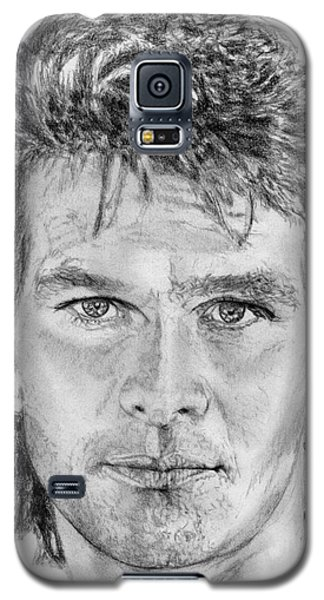Patrick Swayze In 1989 Galaxy S5 Case