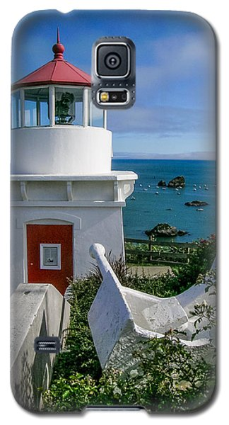 Patrick's Point Lighthouse Galaxy S5 Case