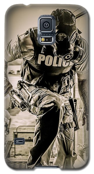 Patriot3 Second Floor Entry Galaxy S5 Case