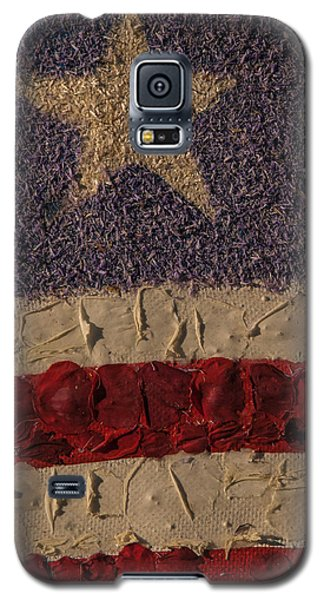 Patriotic Background Vertical Galaxy S5 Case