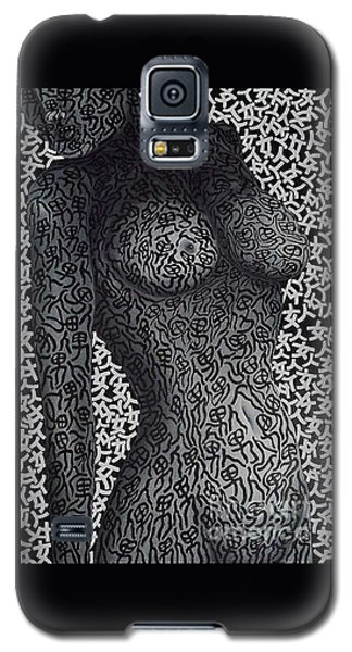 Patterned  Scent Galaxy S5 Case by Fei A