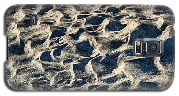 Patterns In Sand 1 Galaxy S5 Case