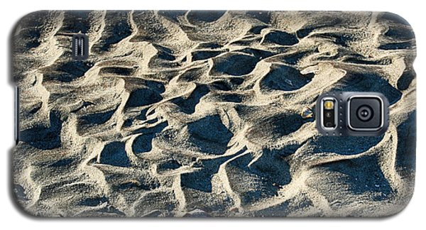Patterns In Sand 1 Galaxy S5 Case
