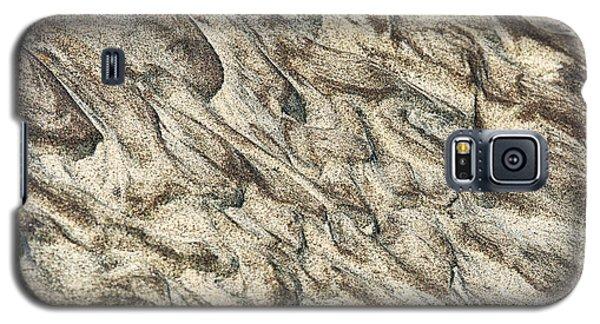 Patterns In Sand 2 Galaxy S5 Case