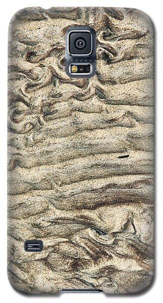 Patterns In Sand 3 Galaxy S5 Case