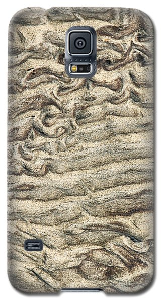 Patterns In Sand 3 Galaxy S5 Case