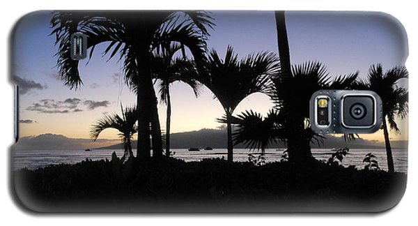 Galaxy S5 Case featuring the photograph Pau Hana Time by Fred Wilson