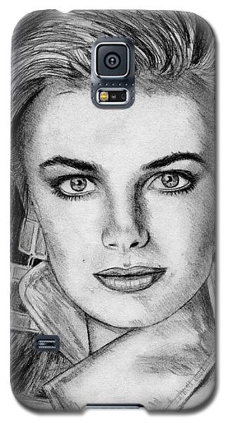 Paulina Porizkova In 1987 Galaxy S5 Case