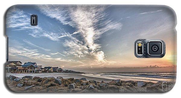 Pawleys Island Beach Sunrise Galaxy S5 Case