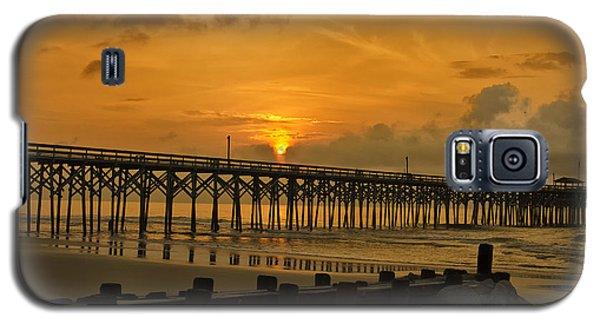 Pawleys Island Sunrise Galaxy S5 Case by Bill Barber