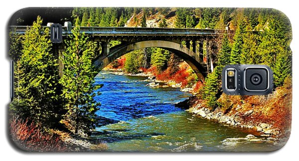 Payette River Scenic Byway Galaxy S5 Case
