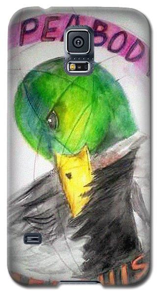 Peabody-memphis Galaxy S5 Case