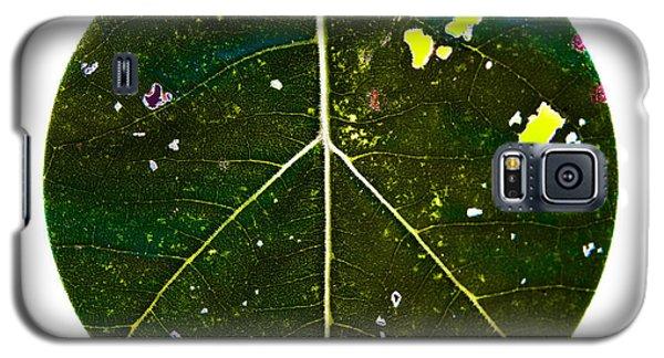 Flower Power Galaxy S5 Case by Annette Hugen