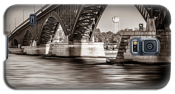 Peace Bridge Galaxy S5 Case