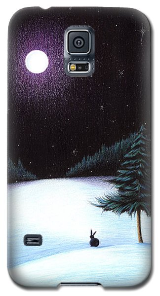 Galaxy S5 Case featuring the drawing Peace by Danielle R T Haney
