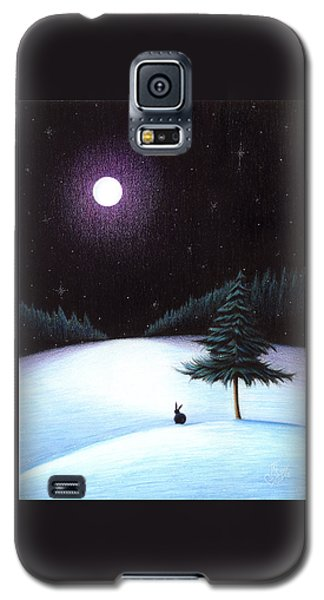 Peace Galaxy S5 Case by Danielle R T Haney