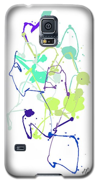 Peace In The Garden Galaxy S5 Case by Bruce Nutting
