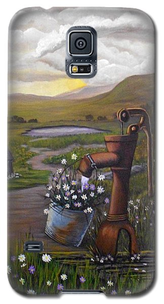 Peace In The Valley Galaxy S5 Case by Sheri Keith