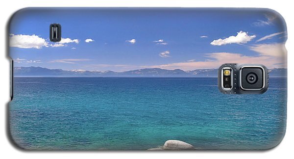 Peace - Lake Tahoe Galaxy S5 Case