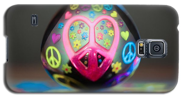 Peace Love Spoon Galaxy S5 Case