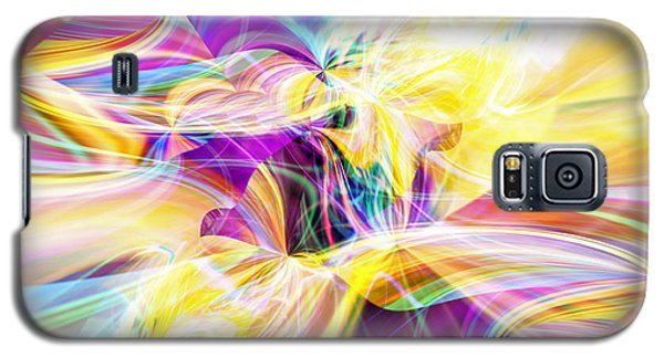 Galaxy S5 Case featuring the digital art Peace by Margie Chapman