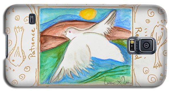 Peace Of Heaven Galaxy S5 Case by Cassie Sears