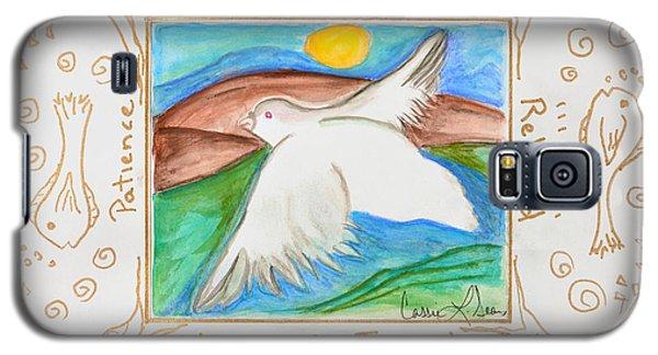 Peace Of Heaven Galaxy S5 Case
