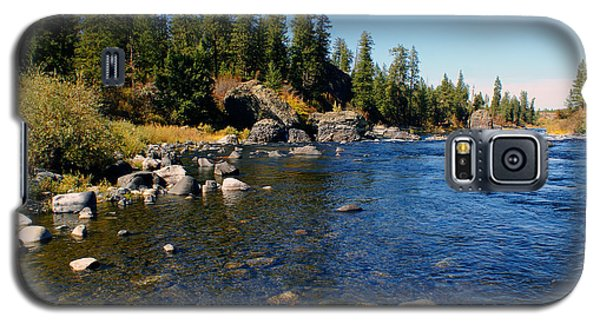 Peace On The Spokane River 2 Galaxy S5 Case