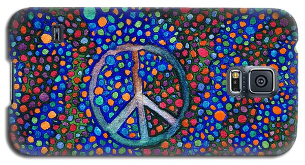 Peace Sign Galaxy S5 Case