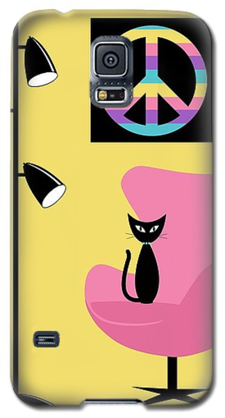 Peace Symbol Galaxy S5 Case