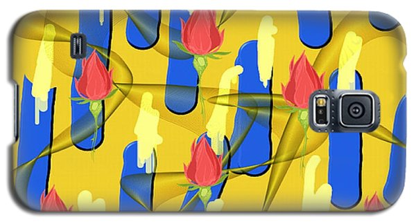 Peace Will Find A Way Galaxy S5 Case
