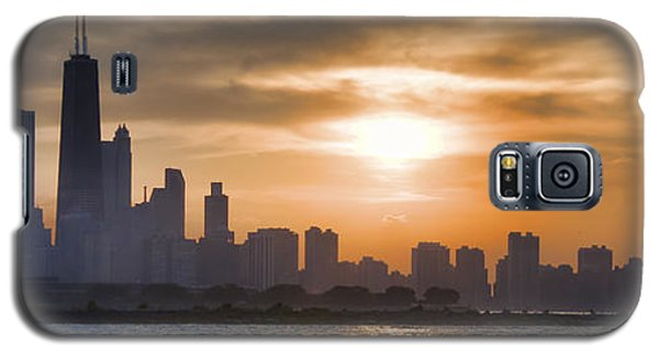 Peaceful Chicago Galaxy S5 Case by John Hansen