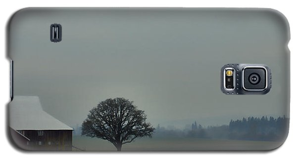 Peaceful Country Morning Galaxy S5 Case