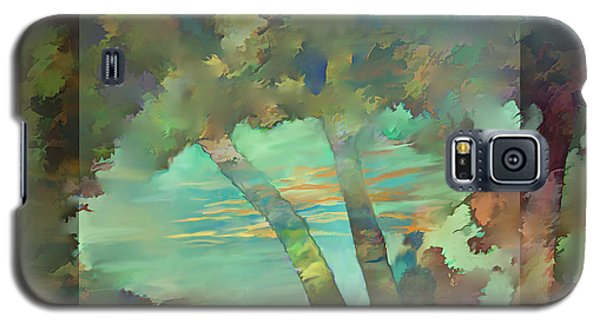 Peaceful Dawn Galaxy S5 Case by Ursula Freer
