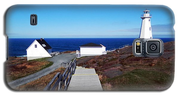 Peaceful Day At Cape Spear Galaxy S5 Case