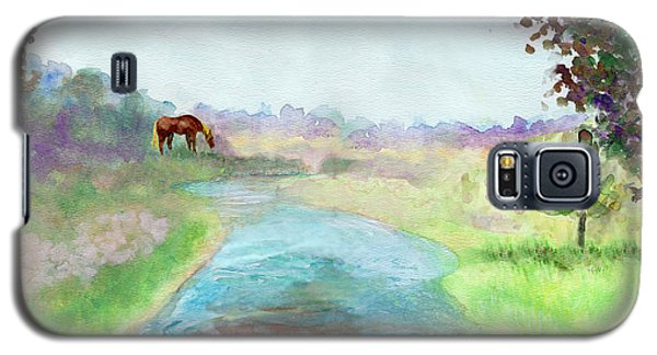 Peaceful Day Galaxy S5 Case