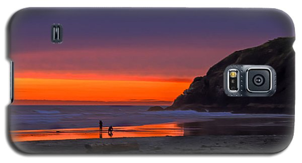 Peaceful Evening Galaxy S5 Case by Robert Bales